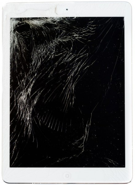 iPad mini Glas Reparatur